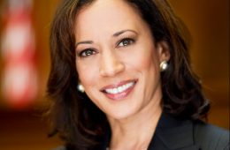 Kamala Harris as president