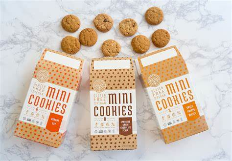 Black Vegan Cookies