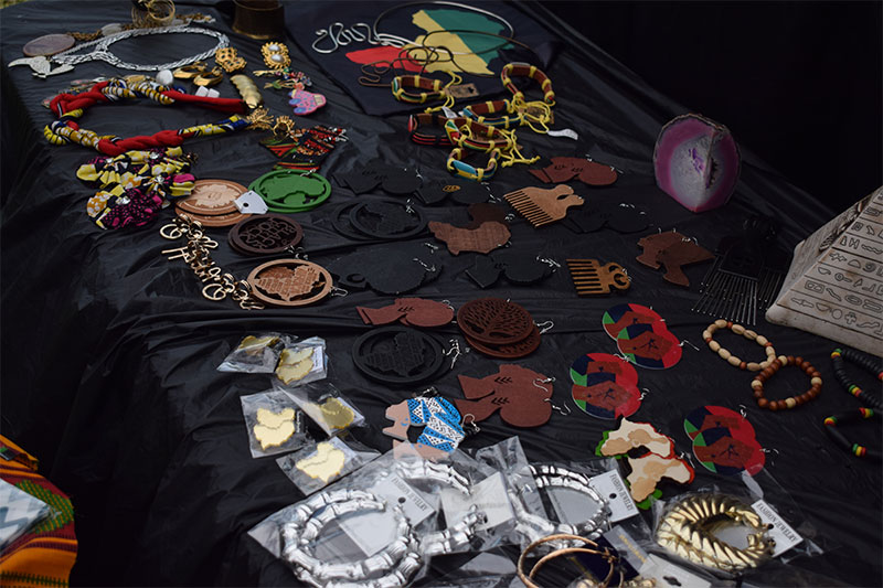 African Art Festival Accessories