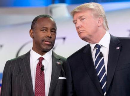 HUD proposal Ben Carson and Donald Trump