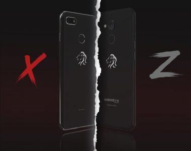Mara X and Mara Z Smartphones