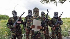 Pic of Al Shabaab Organization wants to take over the Somali Government